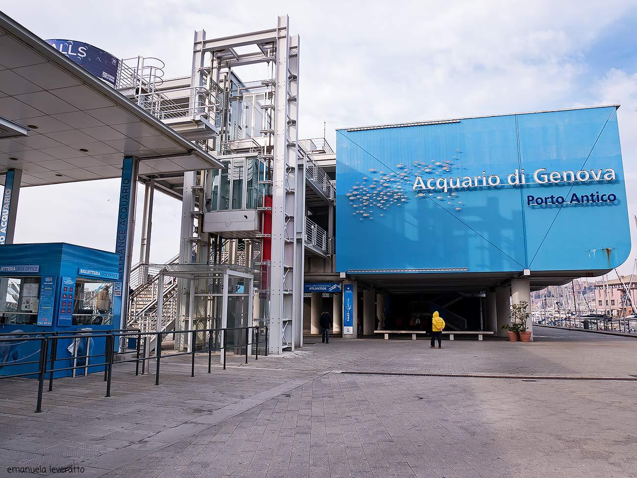 Acquario-di-Genova-porto antico di genova