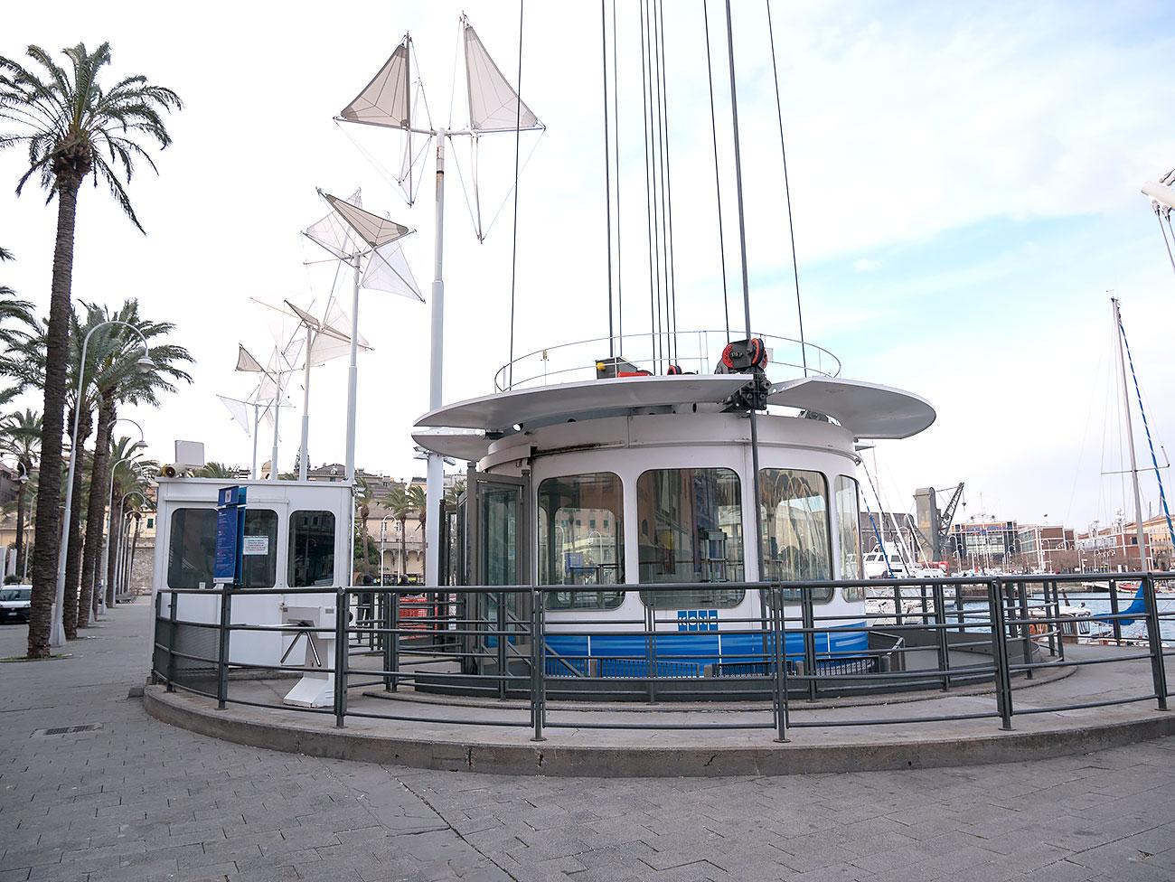 Bigo-porto antico di Genova