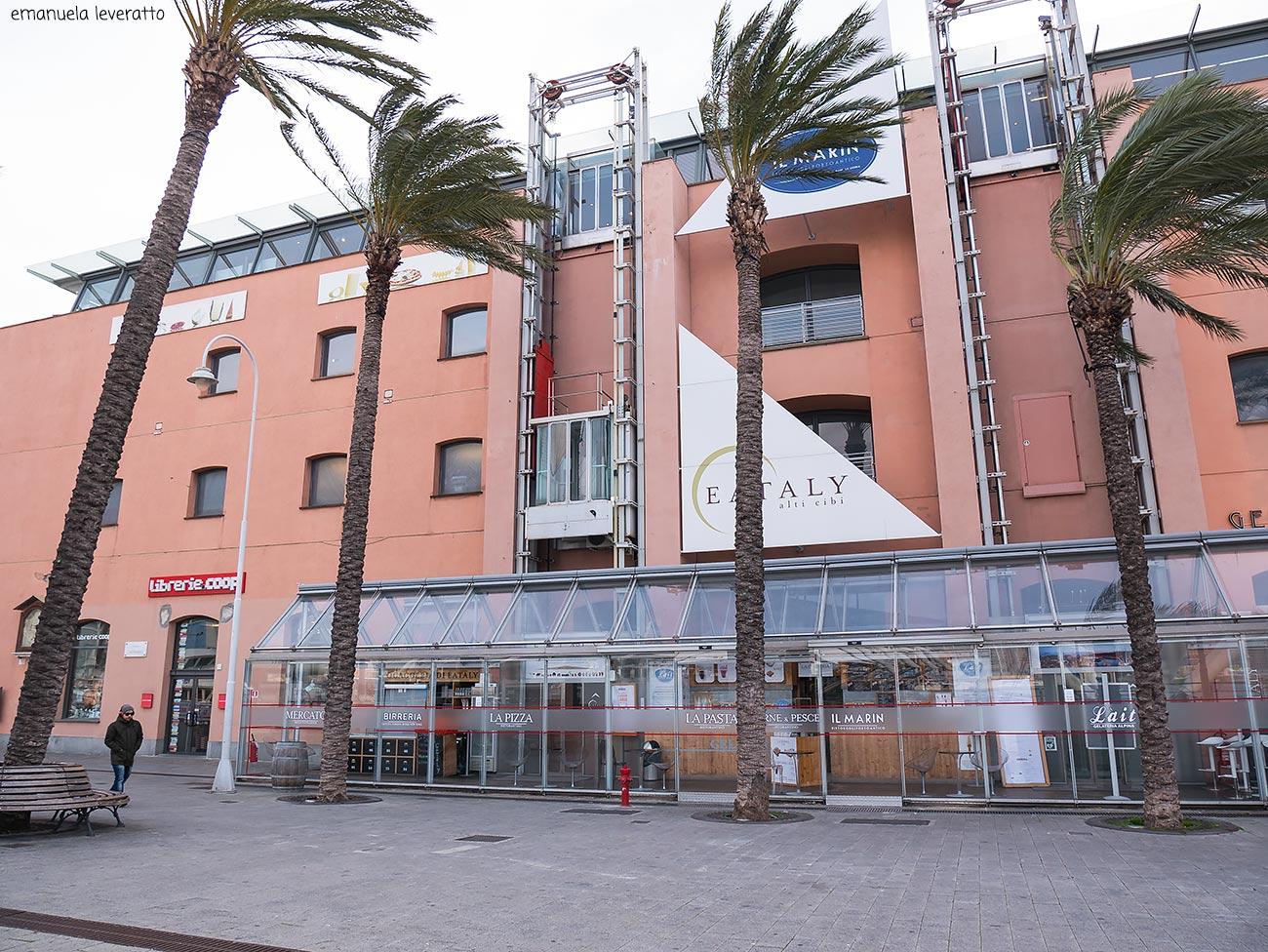 Eataly-Genova porto antico di Genova