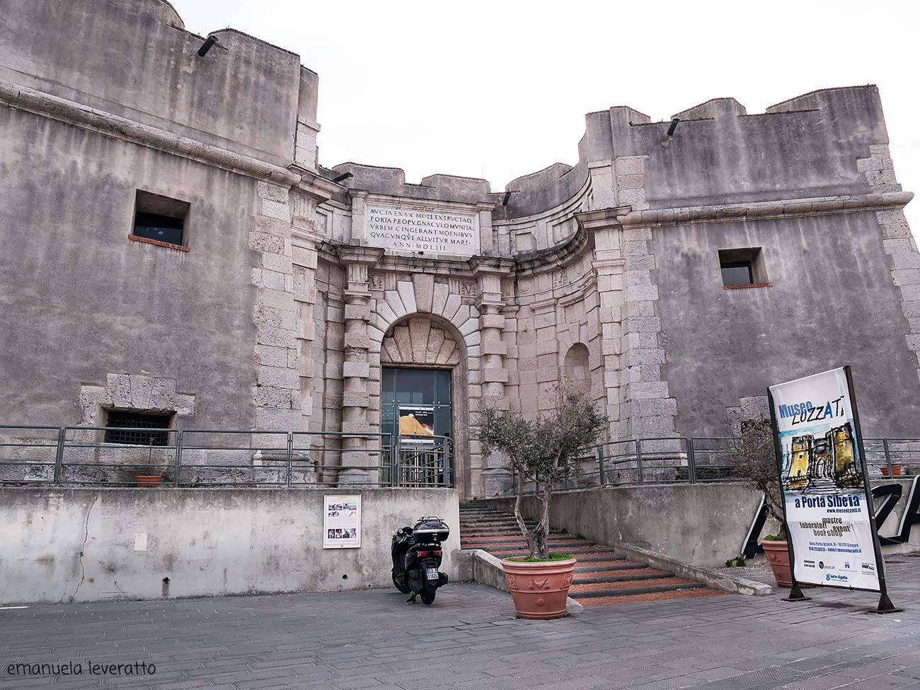Porta Siberia-porto antico di Genova (7)