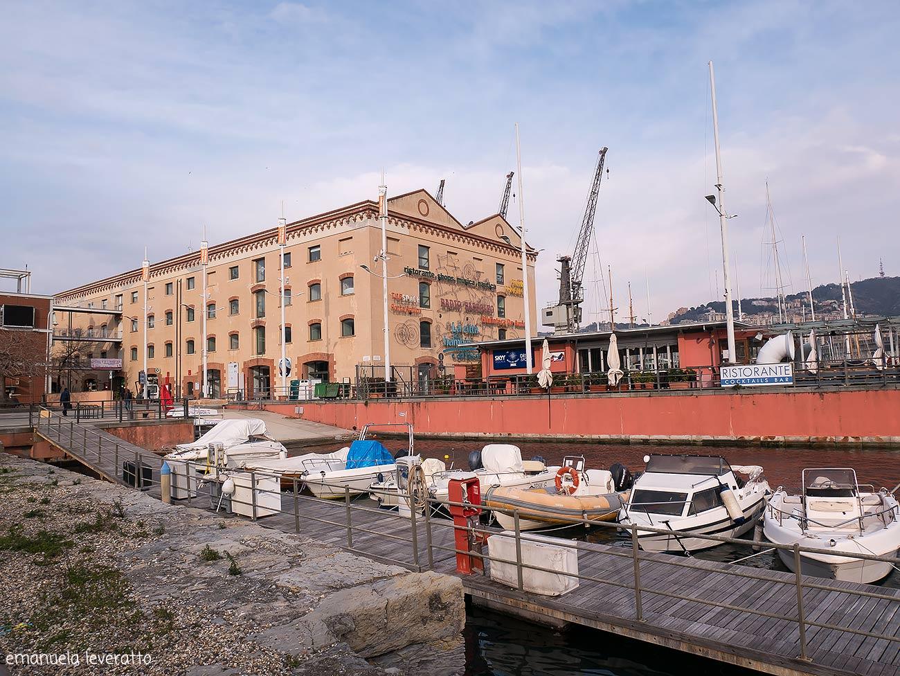 magazzini del cotone-porto antico di Genova (6)