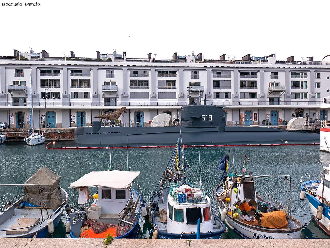 sottomarino-nazario-sauro-genova-porto antico di Genova (1)