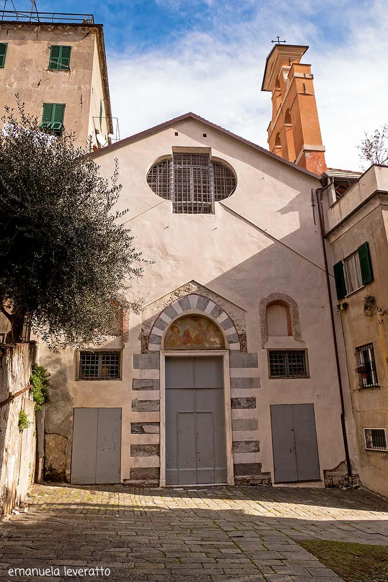 Chiesa San Bartolomeo Olivella-Quartiere del Carmine