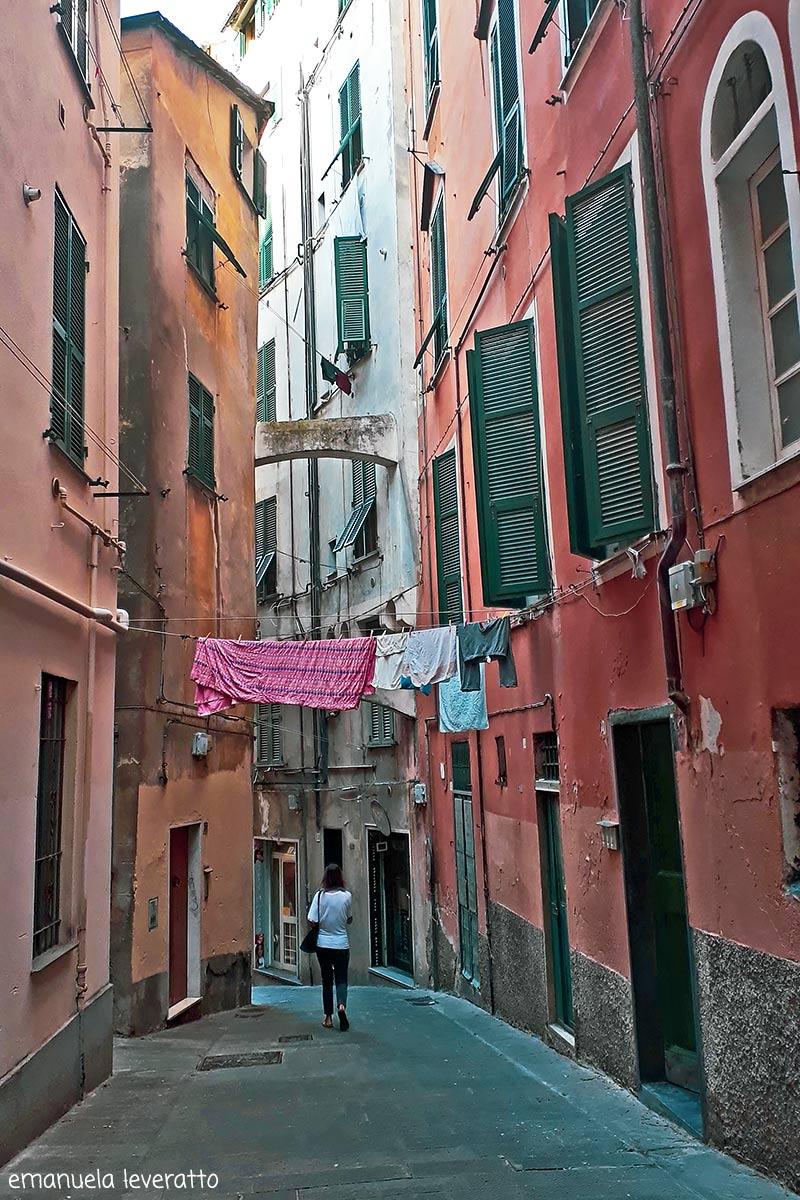 Salita Carbonaia-Quartiere del Carmine