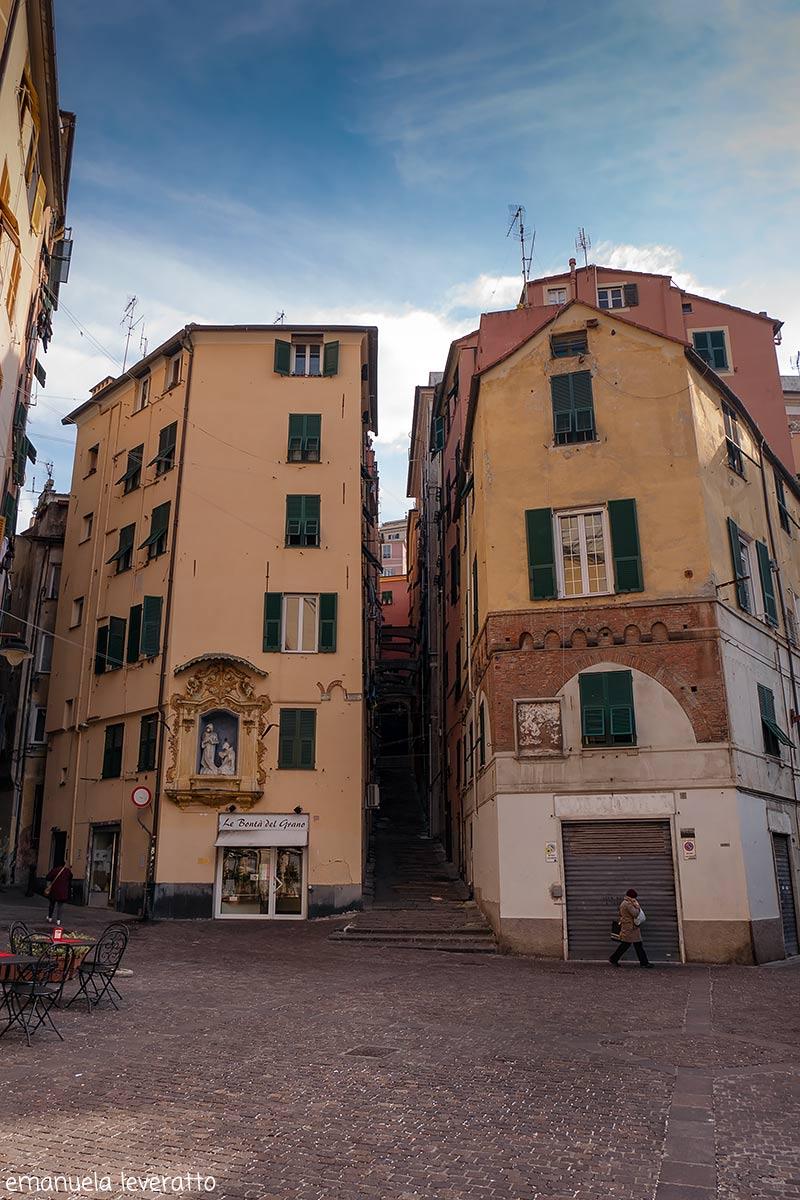 case piazze del Carmine-quartiere del Carmine