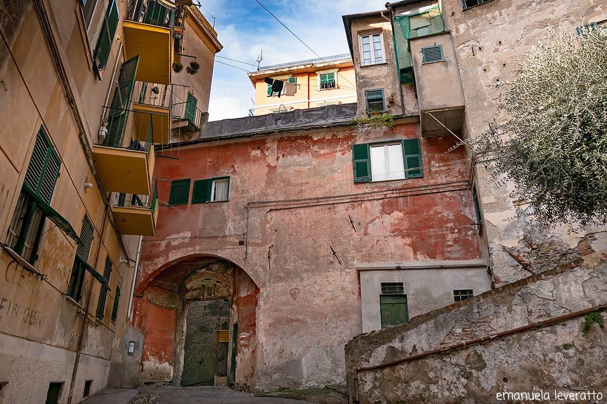 piazza del Carmine-quartiere del Carmine