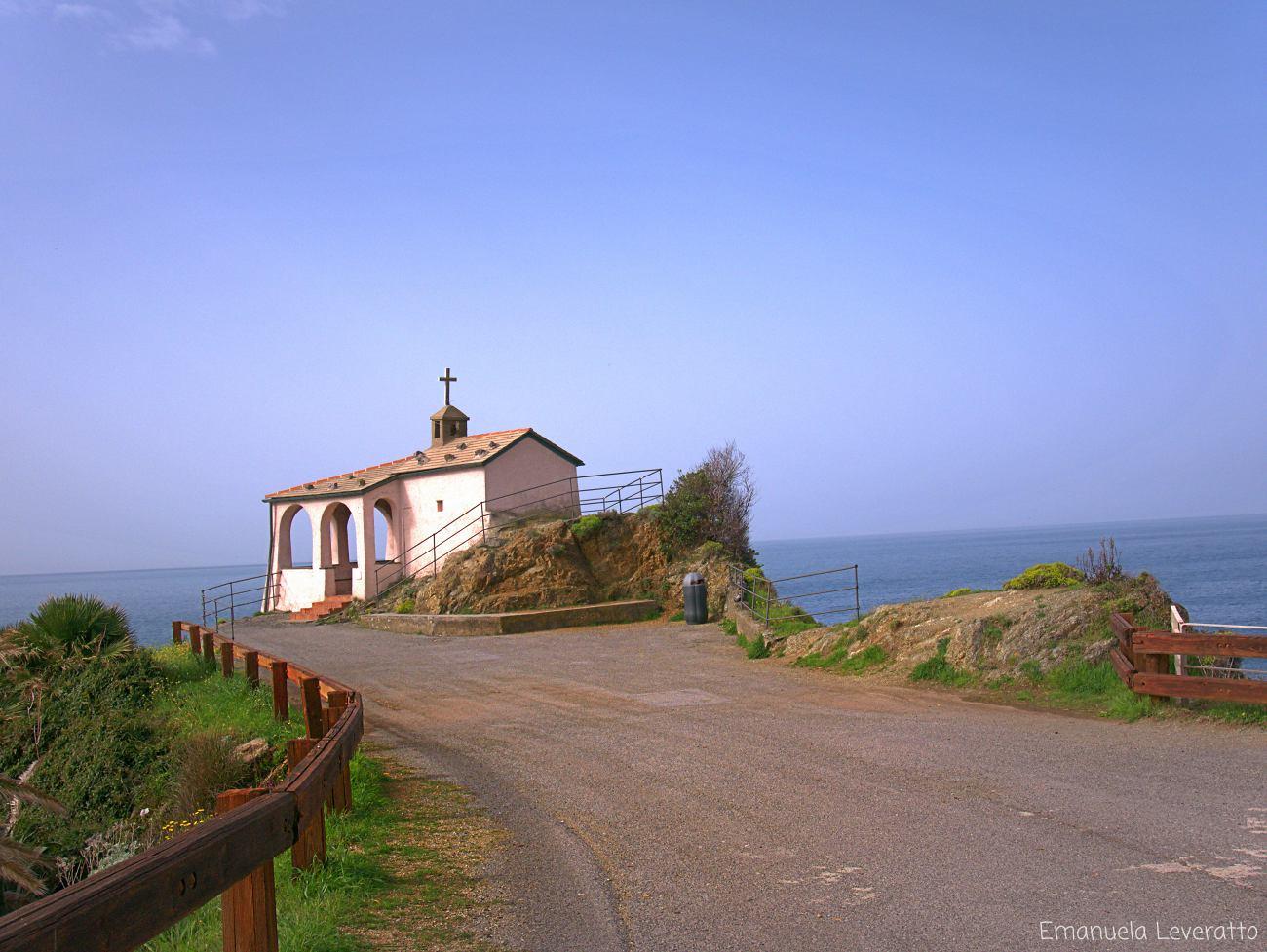 Madonnina della Punta-Località Bonassola