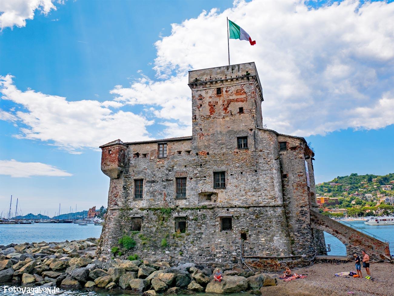 castello-rapallo