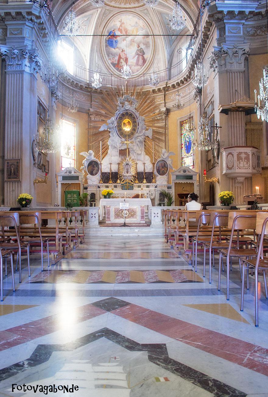 chiesa nostra signora della salute san rocco