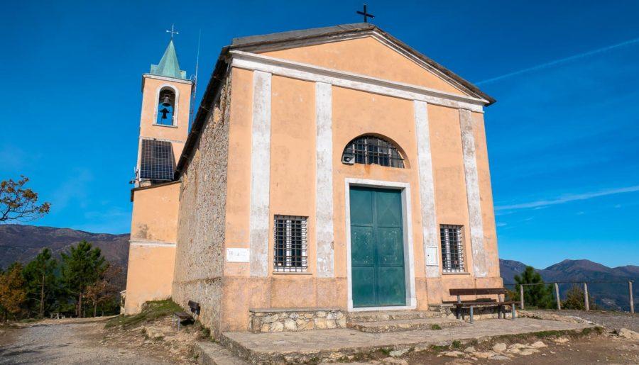 Santuario Madonna della Guardia di Varazze