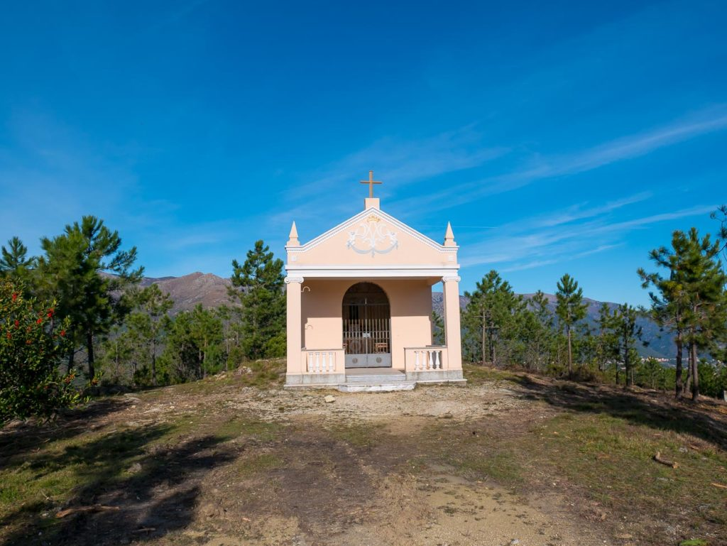 cappelletta Santuario Madonna della Guardia di Varazze