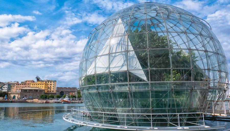 Biosfera di Genova: tutto quello che c'è da sapere