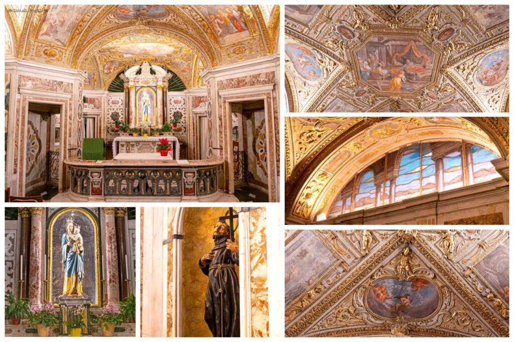 Cripta Santuario Nostra Signora del Monte