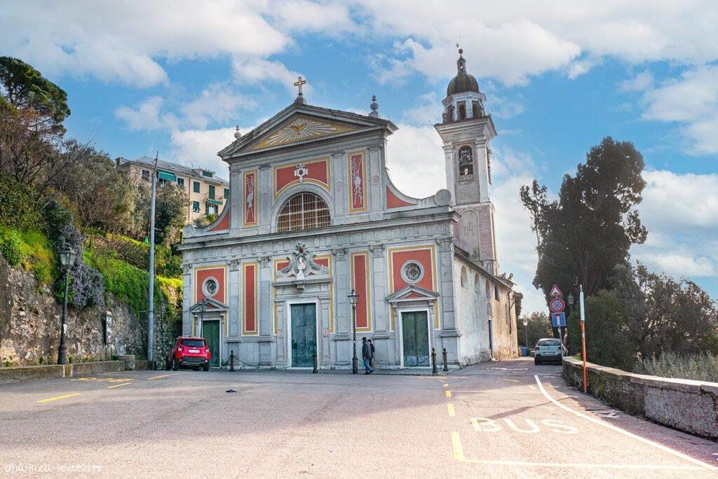 Il quartiere di Sant'Ilario-Chiesa Sant'Ilario
