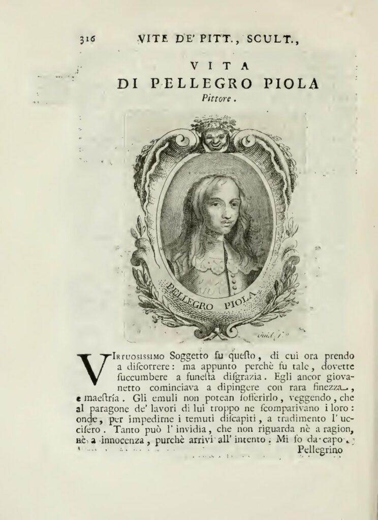 Pellegro Piola