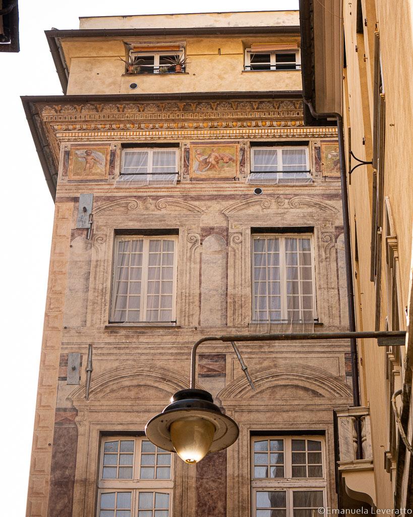 Palazzo Sopranis Piazza Valoria