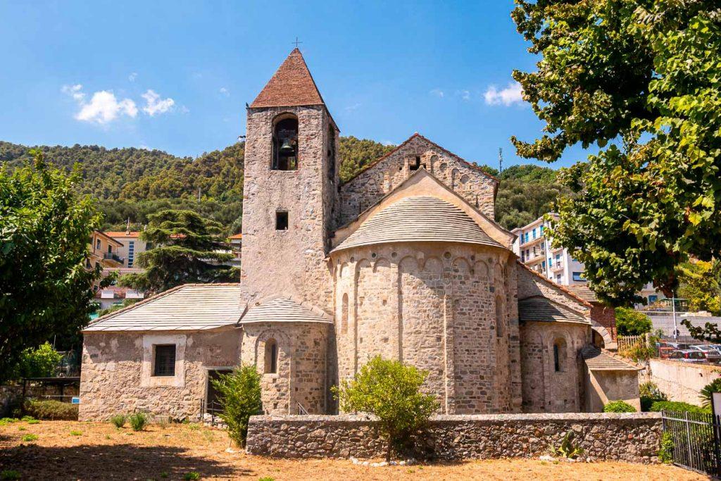 Chiesa San Paragorio Noli