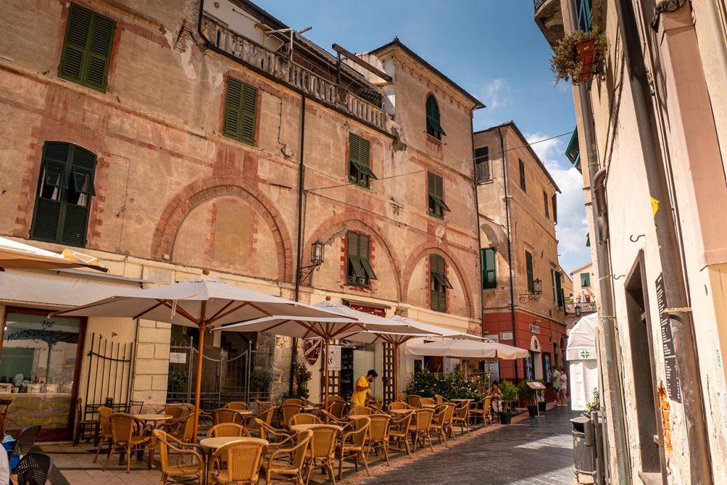 Piazza Manin Noli