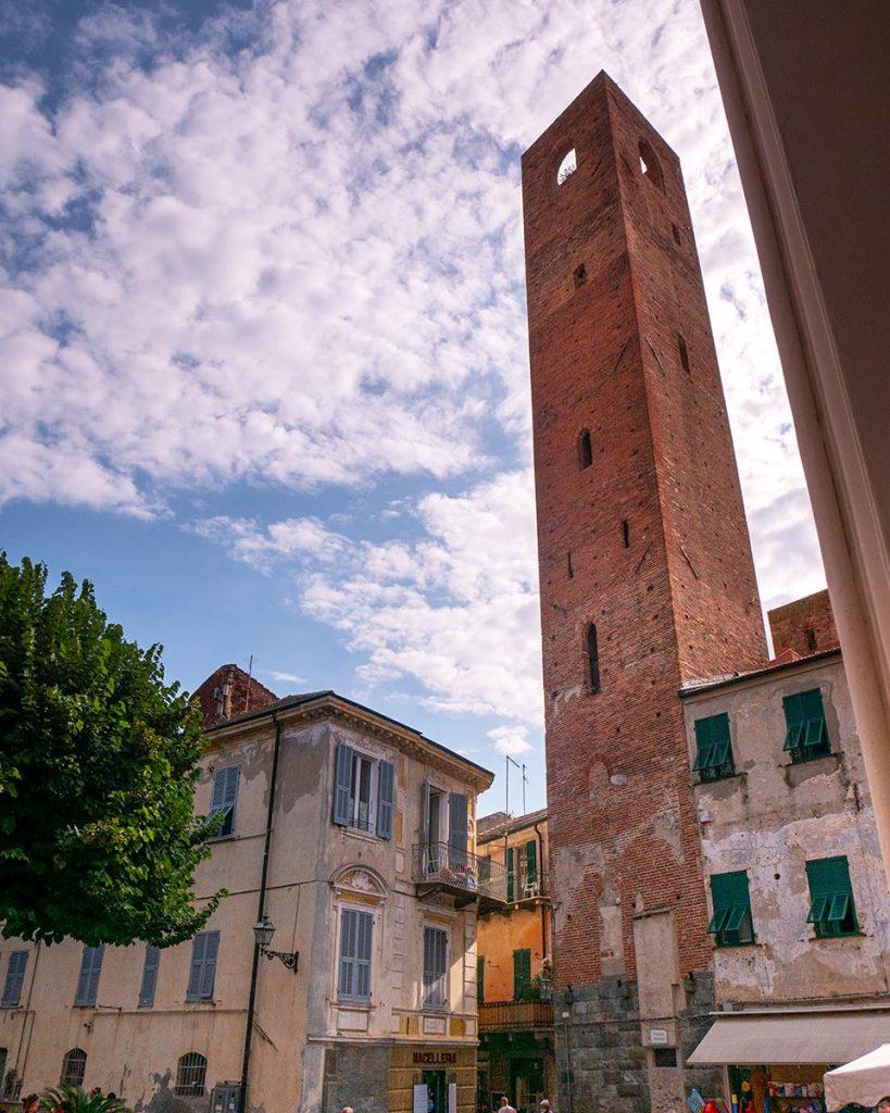 Torre dei 4 canti Noli